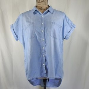 Hippie Laundry chambray button up